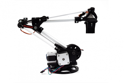uStepper Robot Arm Rev. 4 €180.00