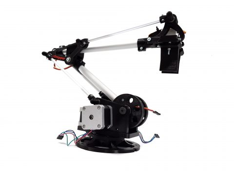 uStepper Robotic arm 4th generation !