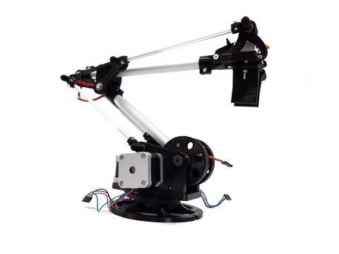 uStepper Robotic arm 4th generation !
